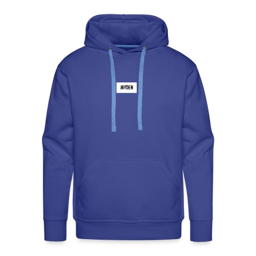 kpaka jayden - Sweat-shirt à capuche Premium pour hommes