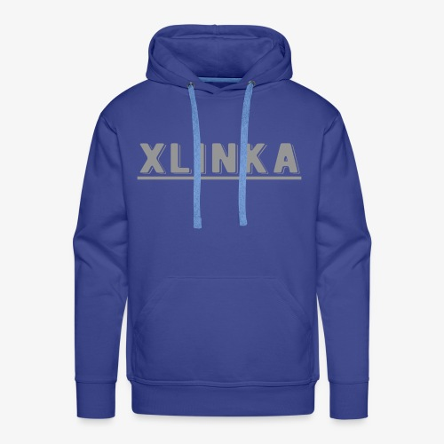 XLINKA 3D - Men's Premium Hoodie