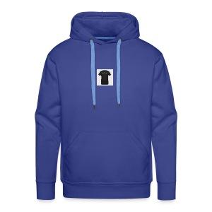 youtube first top - Men's Premium Hoodie