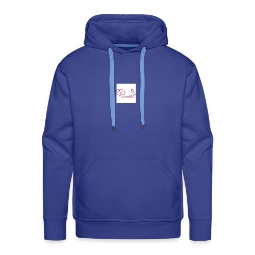 Romane - Sweat-shirt à capuche Premium pour hommes