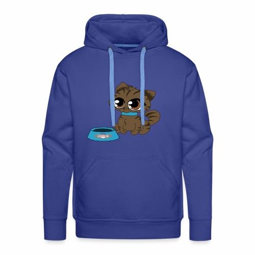 fister cat - Männer Premium Hoodie