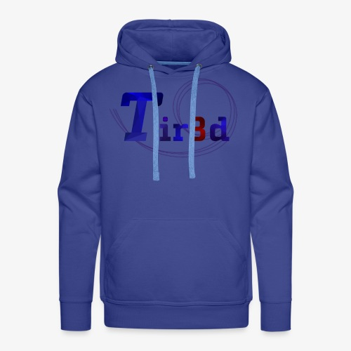 Tir3d - Männer Premium Hoodie