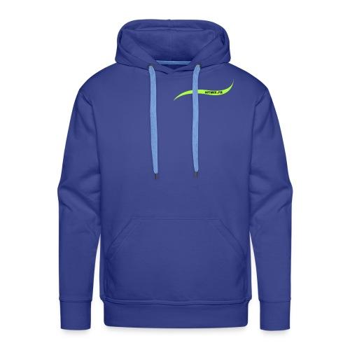 Hitmix.fr - Sweat-shirt à capuche Premium pour hommes