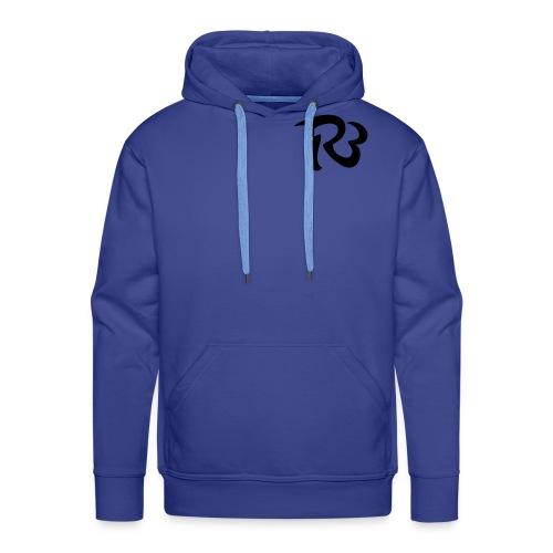 R3 MILITIA LOGO - Men's Premium Hoodie