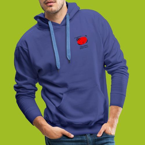 I support Operation Bobbi Bear - Mannen Premium hoodie