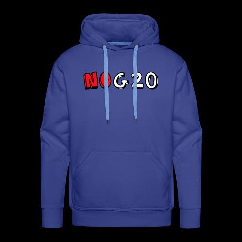 NOG20 - Männer Premium Hoodie