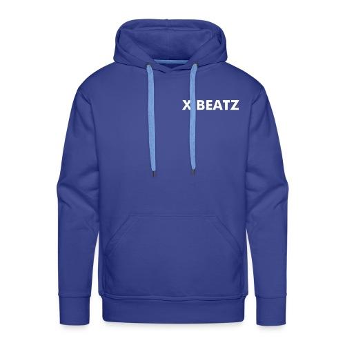 XBEATZ BASIC LINE - Mannen Premium hoodie