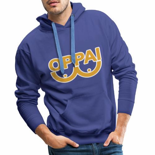 oppai - Premium hettegenser for menn
