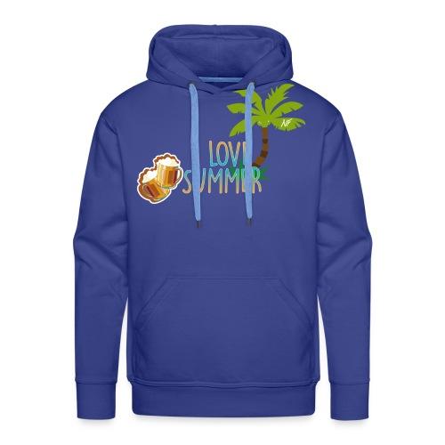 NF - Summer - Sweat-shirt à capuche Premium pour hommes