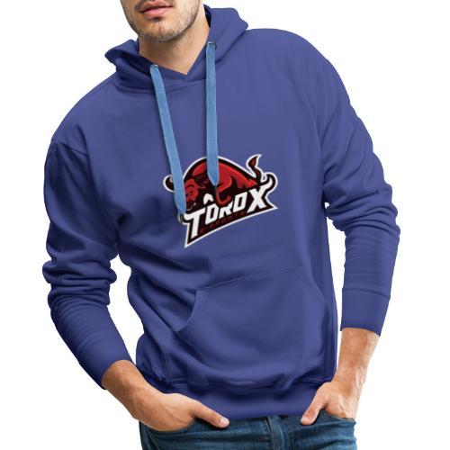 ToroX Standart Logo - Männer Premium Hoodie