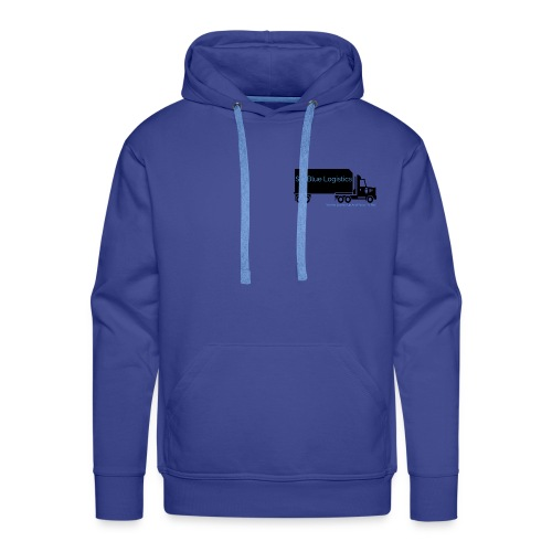 SkyBlue Logistics - Men's Premium Hoodie