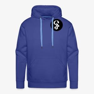 Gang shop black and white - Sudadera con capucha premium para hombre