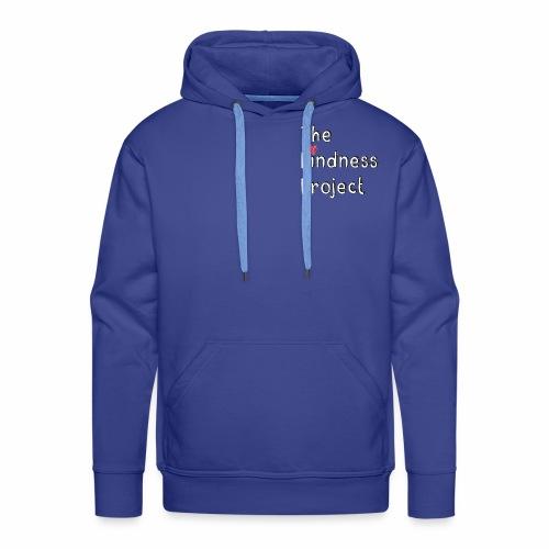 The kindness project - Men's Premium Hoodie