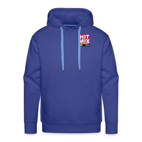 Hitmix Logo - Sweat-shirt à capuche Premium pour hommes