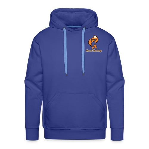 foxxie gaming logo 2 - Men's Premium Hoodie