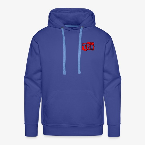 TheReactionKing Logo (TRK) - Men's Premium Hoodie
