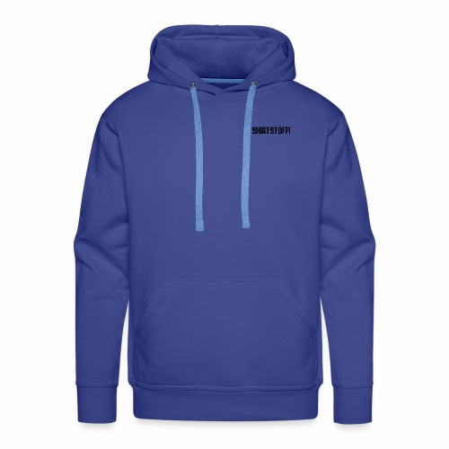 ShirtStoffi - Männer Premium Hoodie