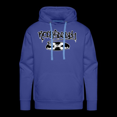 Rocksdaddy Logo - Männer Premium Hoodie
