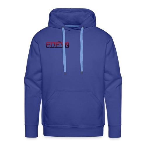 edeyn - Sweat-shirt à capuche Premium pour hommes
