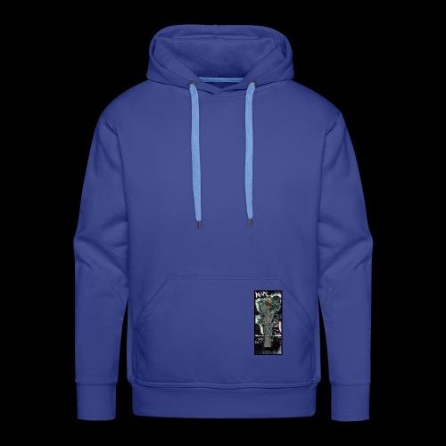 Puerta Madonna - Sweat-shirt à capuche Premium pour hommes