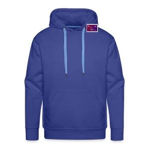 PINK WORLD PARIS - Sweat-shirt à capuche Premium pour hommes