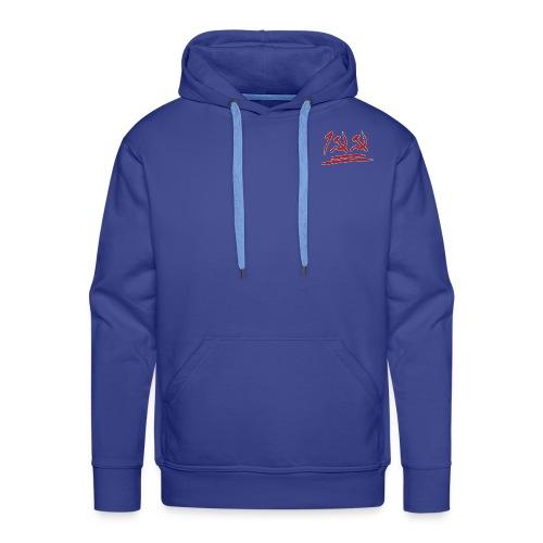 100 - Sweat-shirt à capuche Premium pour hommes