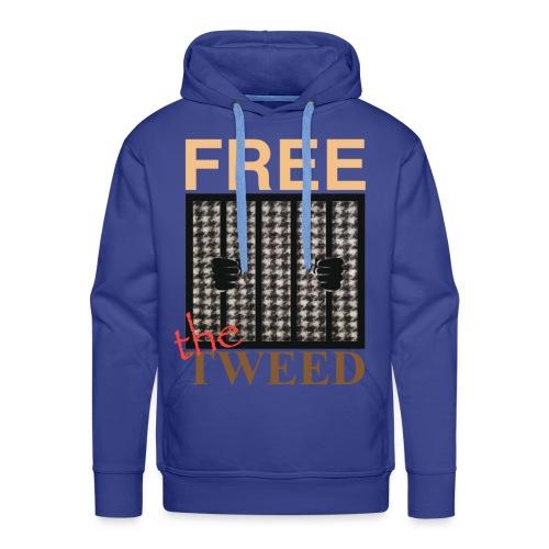 Free the Tweed - Men's Premium Hoodie