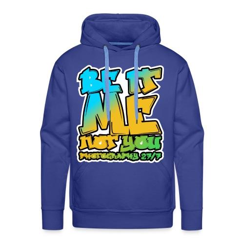 Hip-Hop Logo - Men's Premium Hoodie