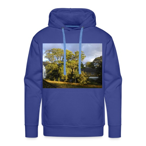 Trees - Men's Premium Hoodie