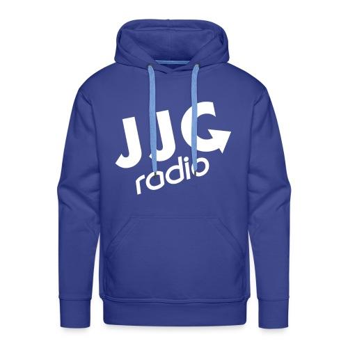 JJCRADIO2018_V2 - Sweat-shirt à capuche Premium pour hommes