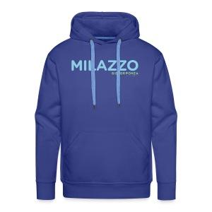 MILAZZO - Felpa con cappuccio premium da uomo