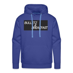 bulletz4breakfast_t-shirt - Men's Premium Hoodie