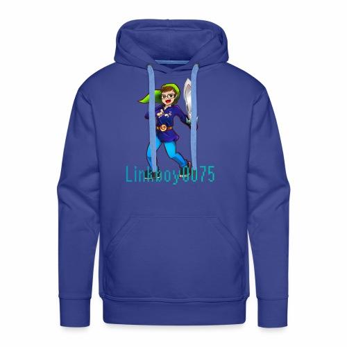 Linkboy0075 - Männer Premium Hoodie