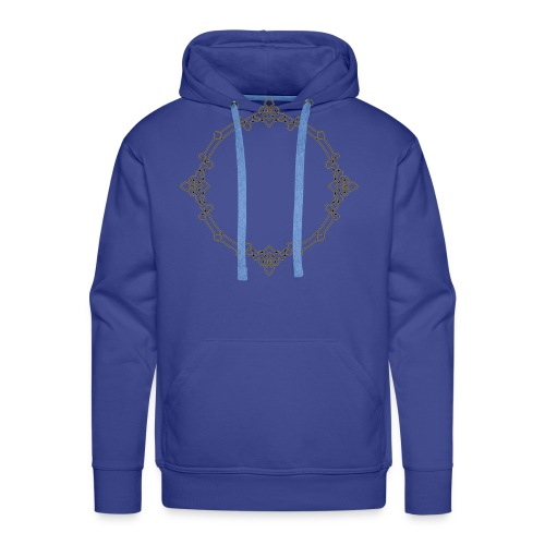 MONOGRACIA | BY VALORSTUDIO | - Mannen Premium hoodie