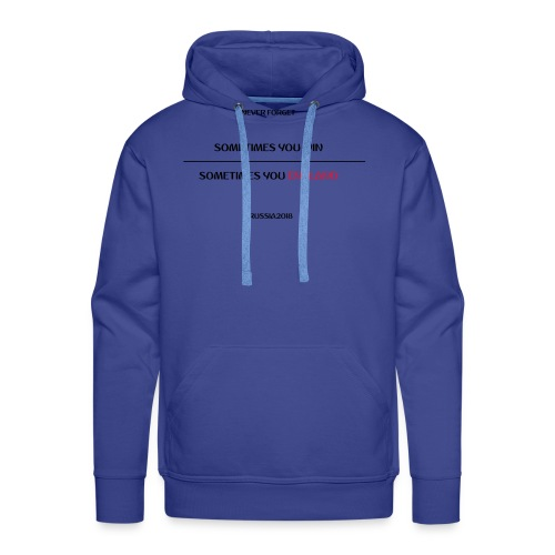 It's coming home - Men's Premium Hoodie