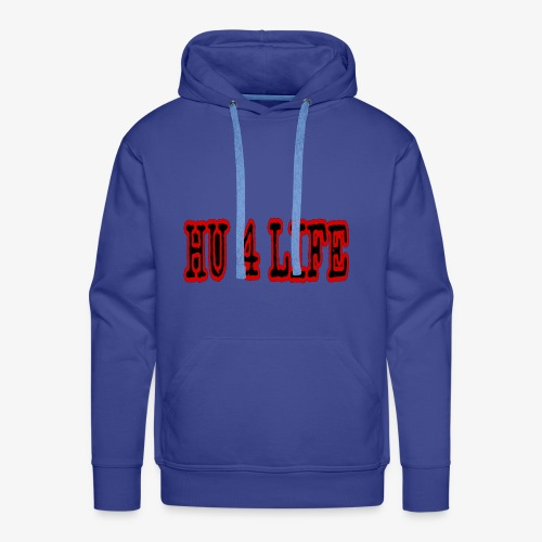 HU 4 LIFE - Men's Premium Hoodie