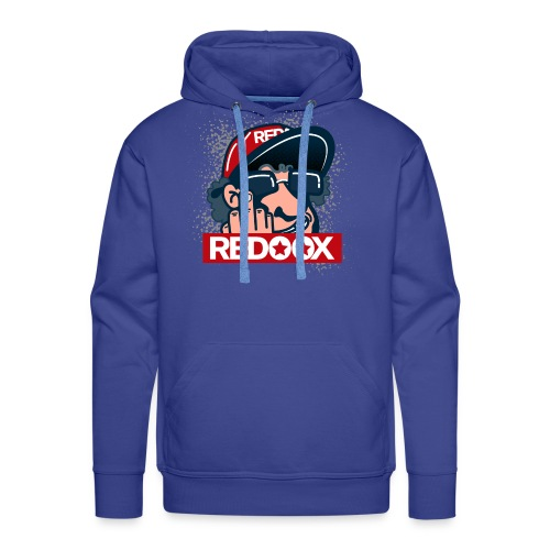 Redoox men - Sudadera con capucha premium para hombre