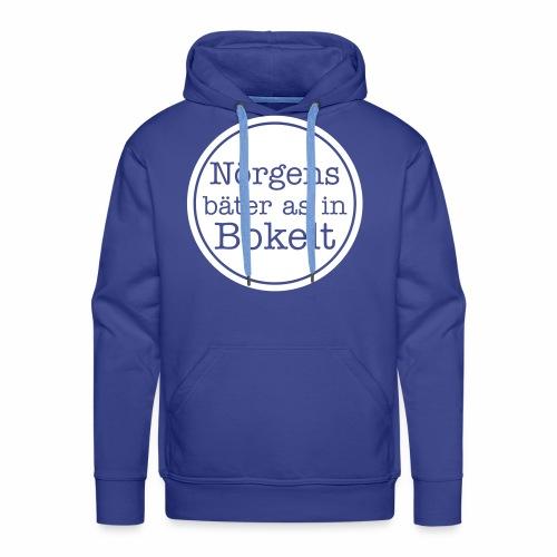 Nörgens bäter as in Bokelt - Männer Premium Hoodie