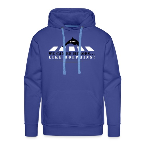 WE CAN BE HEROES... - Männer Premium Hoodie