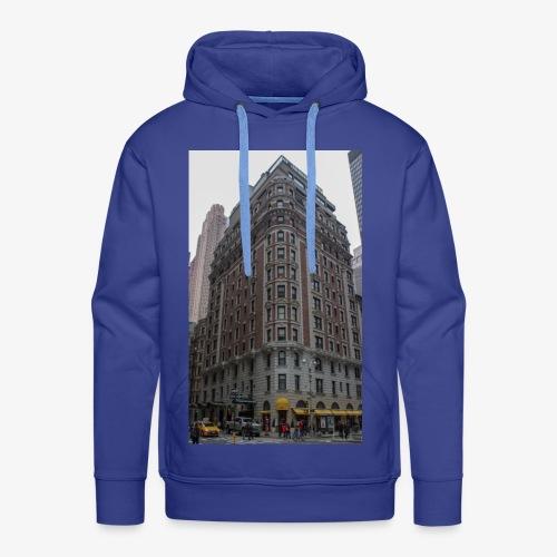 ein Haus in New York - Männer Premium Hoodie