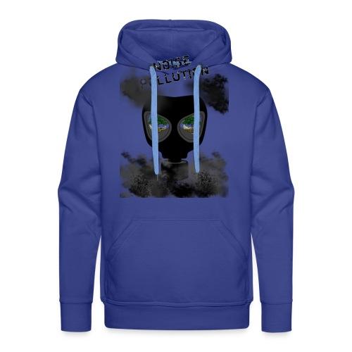 Noise pollution - Sweat-shirt à capuche Premium pour hommes