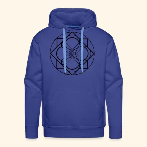Art 2 Trapped Freedom - Mannen Premium hoodie