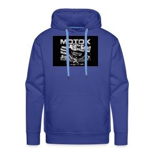 Motox a way of life - Mannen Premium hoodie