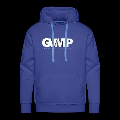 GVMP Schriftzug - Männer Premium Hoodie