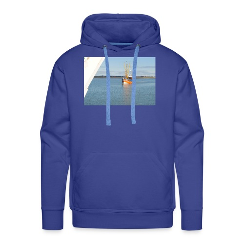 Fischkutter - Männer Premium Hoodie