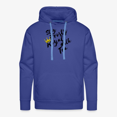 Stay Frosty Royal Milk Tea Fall Out Boy - Men's Premium Hoodie