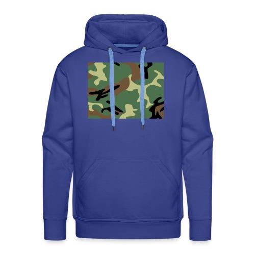 Camo_SJA - Men's Premium Hoodie