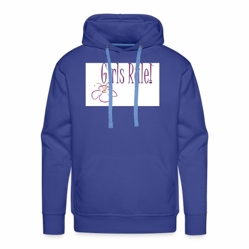 Girls rule - Men's Premium Hoodie