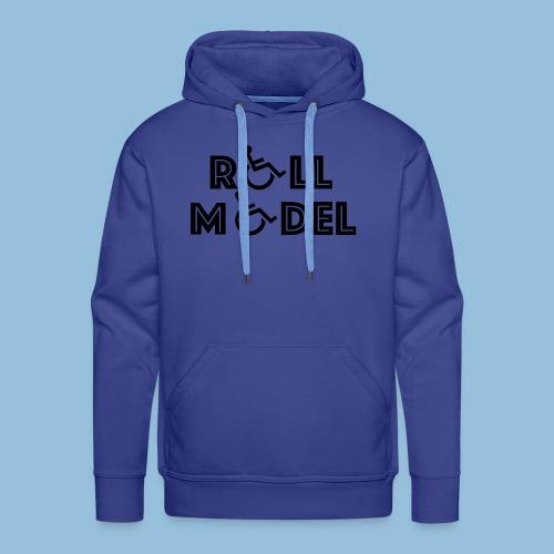 RollModel - Mannen Premium hoodie