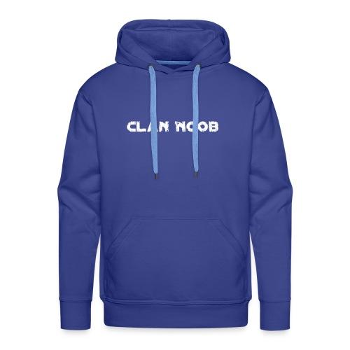 Clan Noob - Männer Premium Hoodie
